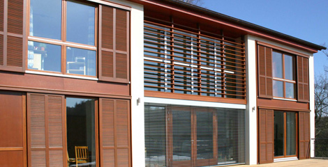 Sliding and Folding Shutter Systems